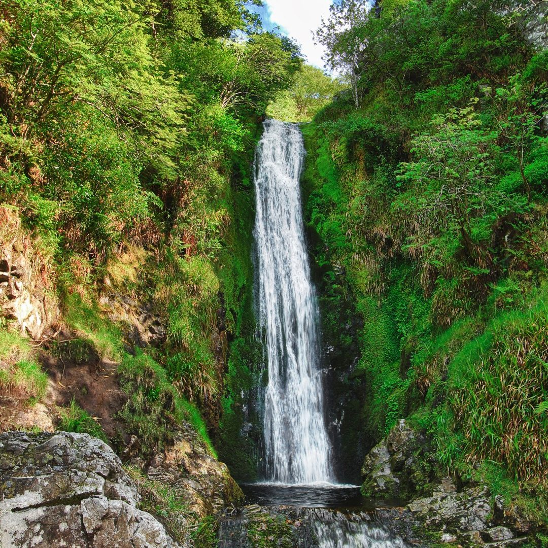 022. Glenevin Waterfall Park, Clonmany (Large)
